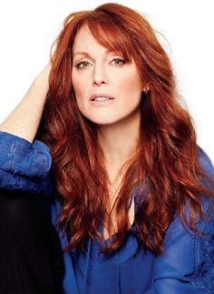 julianne moore images | Julianne Moore Covers More Canada April 2012 | Lookers Blog