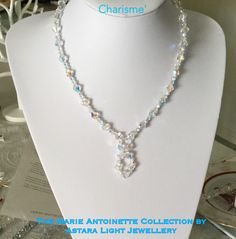 Sparkling Swarovski Crystal Necklace from The Marie Antoinette Collection - Charisme ⭐️⭐️⭐️ $88.00AU Wedding Bridal Ball