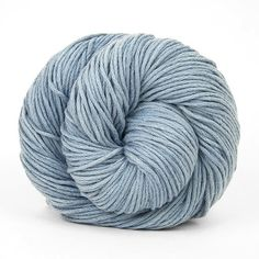 From Vegan Yarn, organic, fair trade cotton yarn is carefully hand-dyed in small batches with botanical, vegan-friendly bases. Half Pima...