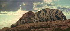 Il leopardo riluttante de