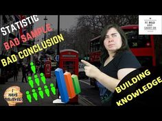 Building knowledge - Errors of Science - Sample - Statistic - bad sample, bad conclusion How does science build knowledge? Inside of the scientific method, t. Scientific Method, Be Bold, Believe, Knowledge, Science, Youtube, Be You Bravely, Youtubers, Youtube Movies