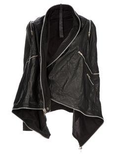 Barbara-i-Gongini leather zip