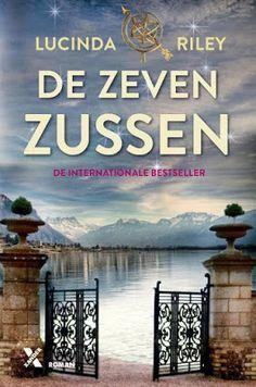 'Graag Gelezen', mijn boekenblog: Ik las: De zeven zussen', geschreven door Lucinda ...