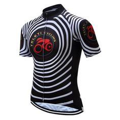 2017 Transpirable Hombres Ciclismo Jersey Ropa Ciclismo Carreras Deportes Ciclismo Ropa MTB Bike Ropa de Bicicletas Motocycle T- #Affiliate