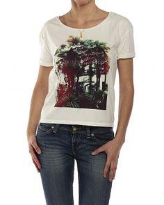 MAISON SCOTCH 13210251750A T-Shirt weiß € 39,90