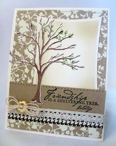 Check out the deal on Solid Tree - Clear Set at Impression Obsession Rubber Stamps Fall Cards, Christmas Cards, Impression Obsession Cards, Bare Tree, Stamp Making, Tree Crafts, Card Making Inspiration, Stamping Up, Cute Cards