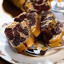 Gâteau marbré | Recette Minceur | Weight Watchers