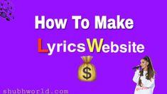How to Create Lyrics Website / Lyrics Keyword ideas full case study in Hindi