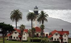 New Point Loma Lighthouse, CA