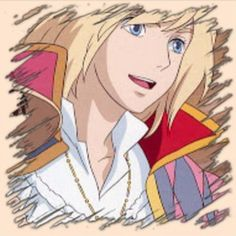 Howl, from Howl's Moving Castle