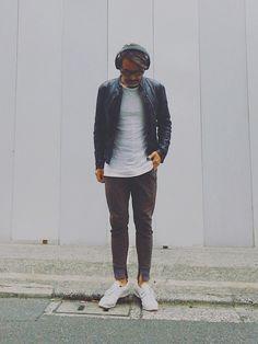 rag & boneのTシャツ・カットソー「L/S RAGLAN TEE」を使ったYosaKuginoのコーディネートです。WEARはモデル・俳優・ショップスタッフなどの着こなしをチェックできるファッションコーディネートサイトです。
