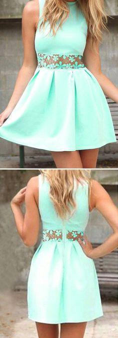 Minty Fresh Dress