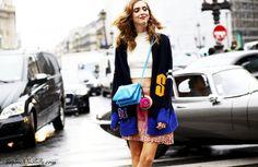 Chiara Ferragni   SophieMhabille The #Style Takes The Street #10 http://losperrosnobailan.blogspot.com/2014/10/the-style-takes-street-10.html?spref=tw #estilo #moda #modacallejera #fashion #streetstyle