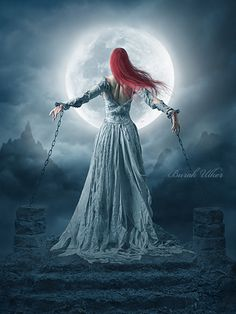 Angel After Dark. Top Gothic Fashion Tips To Keep You In Style. Consistently using good gothic fashion sense can help Dark Fantasy, Fantasy Art, Set Me Free, Moon Art, Gothic Art, Photo Manipulation, Dark Art, Character Inspiration, Steampunk