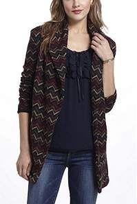 Brown Sweatercoat