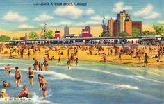 Chicago, IL North Avenue Beach