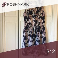 Floral dress Ann Taylor floral dress with elastic waistband Ann Taylor Dresses Mini