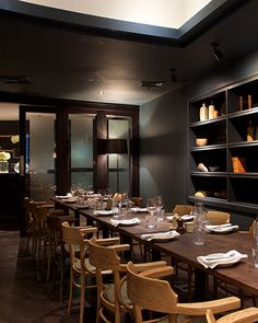 Private Dining above Berners Tavern. | The London EDITION ...