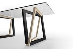 quadror sawhorse table legs