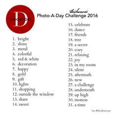 Photography Ideas| December-photo-a-day