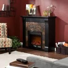 NEW**Southern Enterprises Kareem Gel Fireplace, Black | Gel ...