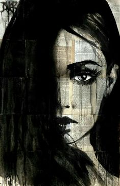 View LOUI JOVER's Artwork on Saatchi Art. Find art for sale at great prices from artists including Paintings, Photography, Sculpture, and Prints by Top Emerging Artists like LOUI JOVER. Art Sketches, Art Drawings, Pop Art, Illusion Kunst, Newspaper Art, Arte Pop, Portrait Art, Face Art, Collage Art