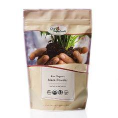 Live Superfoods (tm) - Organic Maca Powder, 16 oz bag