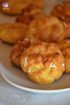 Pasta choux, ricetta base