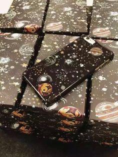 ヴァレンティノiphone6sケース星空ValentinoブランドiPhone7/6S plus輝く夢幻ハード携帯カバー