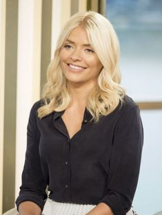 "Holly Willoughby - ""This Morning"""