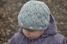 beanie. Free pattern on ravelry