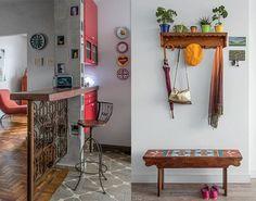 """Procurando a gente sempre acha um cantinho para decorar. E às vezes, ele salta aos olhos dizendo """"Me decora, que eu estou muito sem graça!"""". Na sala, no quarto, na cozinha, na área…Vamos decorar os cantinhos!"""