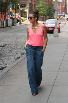 Citizens of Humanity Drawstring Wide-Leg Jeans   eatsleepdenim.com