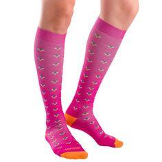 Underwear & Sleepwears Long Miracle Compression Knee Socks Blood Circulation Stockings Breathable Fat Burn Leg Slimming Socks Anti Fatigue Male Socks Factories And Mines