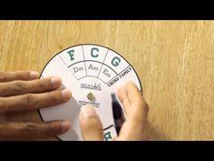 Circle of Fifths (Basics for Ukulele Players) Ukelele, Guitar Rig, Ukulele Tabs, Ukulele Chords, Circle Of Fifths Guitar, Basic Music Theory, Ukulele Songs, Piano Teaching, Music Lessons