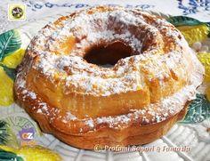 Ciambella soffice al mascarpone ricetta dolce Blog Profumi Sapori & Fantasia Italian Dishes, Italian Recipes, Ricotta, Italian Cake, Yogurt Cake, Types Of Cakes, Loaf Cake, Biscuit Recipe, International Recipes