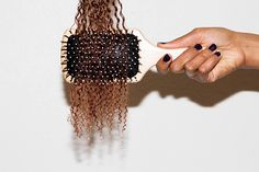 Is It possible to Brush Wet Curly Hair Successfully?  Read the article here - http://www.blackhairinformation.com/general-articles/tips/is-it-possible-to-brush-wet-curly-hair-successfully/