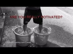 Be blind! Are you really motivated? Because sometimes we all need a little bit of motivation!    http://olympian-body.com/be-blind-motivation/