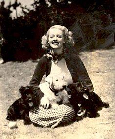 Bette Davis., 1936