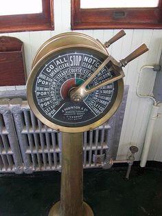 41 Best Vintage Ship Telegraph Images Ship Vintage