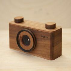 Nopo Handmade Wooden Pinhole Cameras
