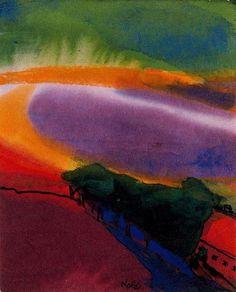 Emil Nolde, l'Espressionista perseguitato dal nazismo..   Tutt'Art@   Pittura * Scultura * Poesia * Musica  