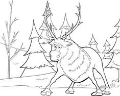 16 best elsa ausmalbilder images | frozen coloring pages