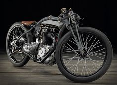 Rudge Rudge Whitworth 'bitsa'