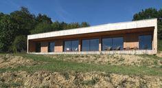 Maison P3 - archicontemporaine.org - Le panorama en images du Réseau des maisons de l'architecture