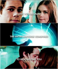 Stiles and Lydia | Teen Wolf | Stydia | Tumblr