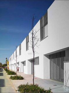 26 VPO - Vincitore Premio Internazionale Architettura Sostenibile Fassa Bortolo 2009 - Umbrete, Spagna - 2008