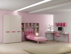 25 best Arredamento ROSA images on Pinterest | Compact, Bed and Bedding