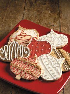 Hard Glaze for Cookies