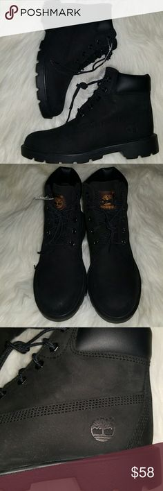 Waterproof Boys Timberlands Brand new, never worn Store Display only Timberland Shoes Boots